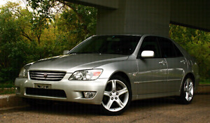 Low Kms, Low price. Toyota Altezza/Lexus IS 300 RHD