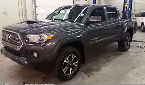 BUYER AWARE 2016 Toyota Tacoma at Canyon Toyota DEALERSHIP