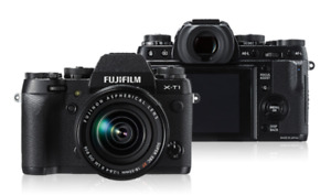 Fuji X-T1 with 35mm F2 Lens