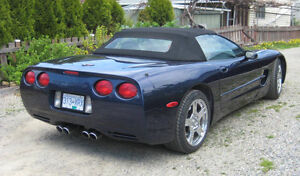 Selling My Awesome 1999 Corvette Convertible!