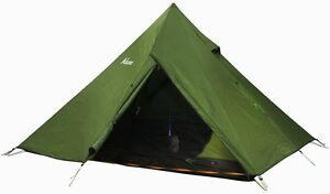 Tente 2-3 personnes style tipi Luxe Trail Peak