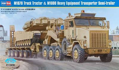 NEW Hobby Boss 1/35 M1070/M1000 HETS Vehicle HY85502