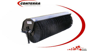 Rotary Angle Broom (Hydraulic) for Skid Steer