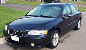 2007 Volvo S60 – Luxury at low cost !