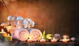 Holistic massage treatments