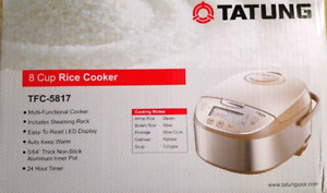 Pristine Multi-Functional Rice Cooker