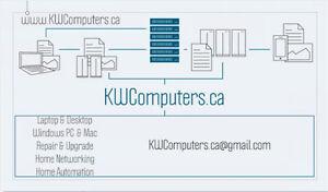 Kitchener Waterloo Cambridge Computer Repair Service