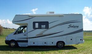 Sprinter Diesel Motor Home