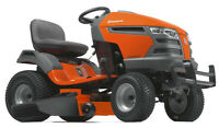 FREE Trimmer with Riding Lawnmower @ OttawaMowers.com