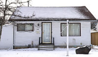 2 Bdr bungalow with Garage in Crescentwood