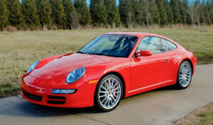 Looking to Buy Your 2000-2005 Porsche 911