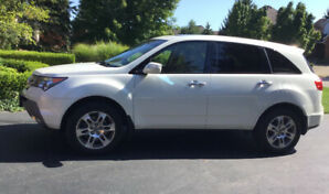 2009 Acura MDX - SH4WD - Tech & Entertainment Package