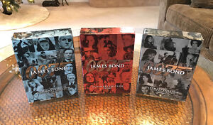 James Bond DVD Ultimate Edition Box Sets Peterborough Peterborough Area image 1