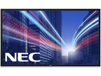 "Nec MultiSync X552S LCD 55"" Super Slim Professional Display"
