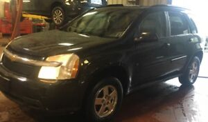 MUST SELL ASAP - 2009 CHEV EQUINOX  SUV - EXCELLENT CONDITION