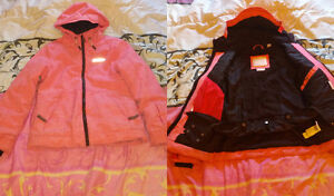 O' Neill Pink Winter Jacket