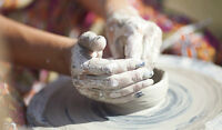 Get Muddy! Pottery Classes