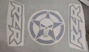 Custom decals for your ride or trailer!