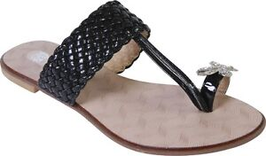 GC Shoes Women's Butterfly Toe Sandal Size 6.5, New