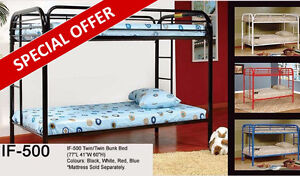 BUNK BED SPECIAL - FREE DELIVERY