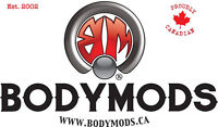 Bodymods in Coquitlam Centre is looking for you!!