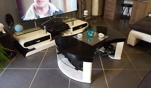 Lot Table basse et Meuble télé