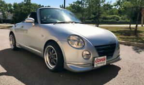 03 COPEN HARDTOP ROADSTER MICRO 660 TURBO 5 SPD NORUST ASNU MINT