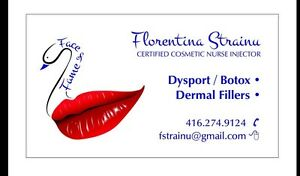 Botox and Dermal Filler