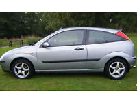 Ford Focus 1.8 2003 MP3 3 Door PX Swap Anything considered