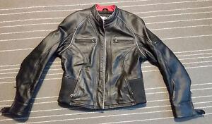 Harley Davidson Women Leather Jacket - New