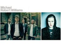Music and Portrait Photographer Michael Robert Williams - Music Portrait Photographer London