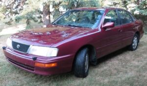 95 Avalon XLS - Good Example of a Great Car - Inspected