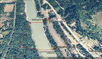 Placer Gold Claim - Fraser River, Boston Bar, BC