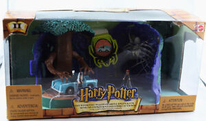 2001 Harry Potter The Whomping Willow Playset by Mattel BNIB