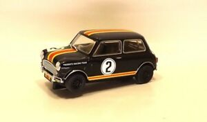 1:32 Scalextric Mini Morris Cooper No. 2 Slot Car
