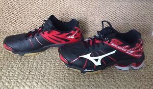 Mizuno court shoes