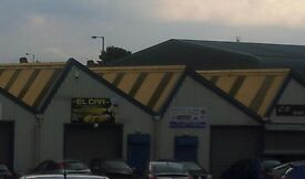industrial warehouse unit to let
