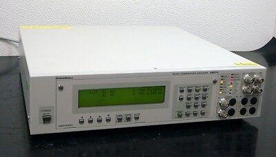 Shibasoku Am57a 2ch Audio Combination Analyzer 0.0055