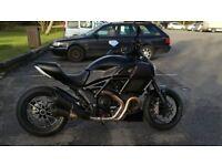 Ducati Diavel Dark edition