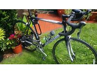 cannondale caad 8,58 inch, bicycle for sale 4 years old like new
