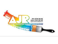 AJR Painting and Maintenance - Proffesional painter and decorators