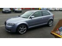 Audi a3 1.9tdi special edition FSH