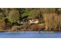 Cleaner/Housekeeper for busy B&B, approx 4-5 days must include weekends. Breakfast cook, room change