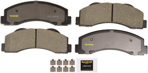 Monroe CX1414 Front Ceramic Brake Pad Set