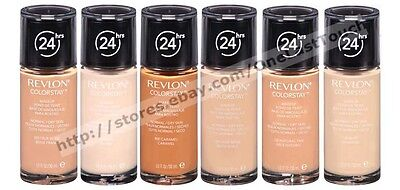 REVLON* Liquid Foundation COLORSTAY MAKEUP Normal/Dry Skin *YOU CHOOSE* New! 1b