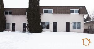 Updated Townhouse in Taber Near Schools