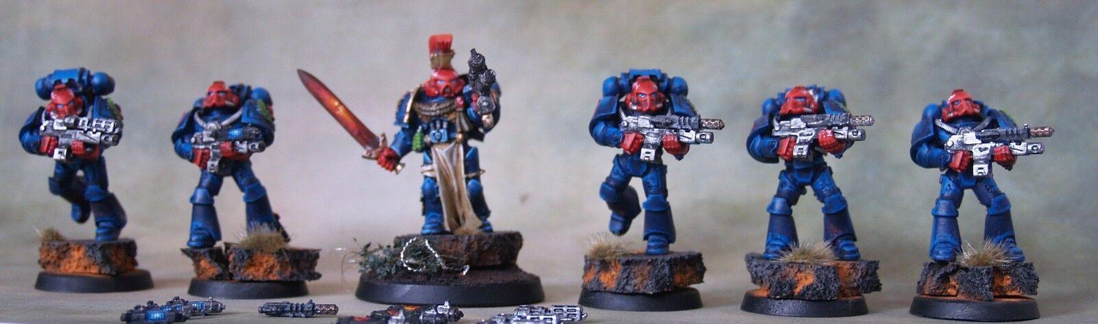 Rare Space Marines