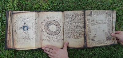 Voynich Manuscript leather Reproduction