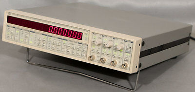 Stanford Research Sr620 Time Intervalfrequency Counter 1.3 Ghz 25 Ps Wopt 01