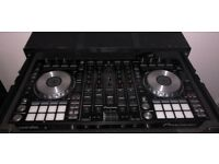 Pioneer DDj Sx2 with Gorilla Flight Case (USED)